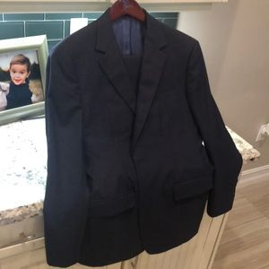 Custom men's suit